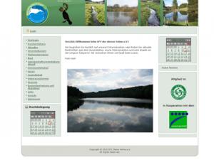 Screenshot: www.sfv-obere-volme.de